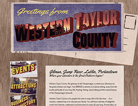 Western Taylor County Tourism